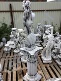 """Скульптура бетонная """"Подиум С 126""""/ Венера С 113"""