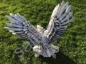 Скульптура из бетона Орел большой