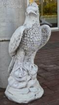 """Скульптура из бетона """"Орел"""""""