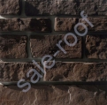 """Искусственный камень """"Крепостная стена""""1104"""