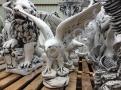 Скульптура Орел С168
