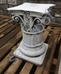 Подиум из бетона С 125