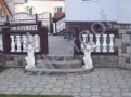 "Скульптура из бетона ""Атлант"""