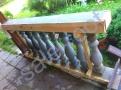 Опалубка для изготовления перил и тетивы для балюстрады
