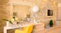Натуральный облицовочный камень yellow stone quartzite 40N